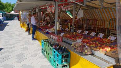 Wochenmarkt Neugraben
