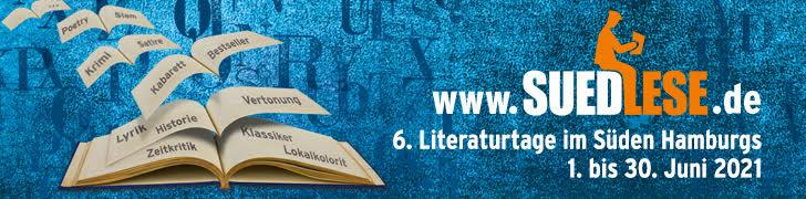 6. Literaturtage im Süden Hamburgs!